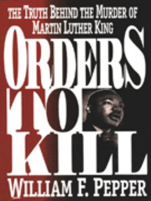 Cover image for Orders to kill