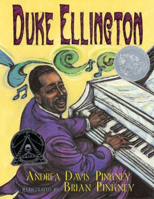 Duke Ellington by Andrea Davis Pinkney; Brian Pinkney (Illustrator)