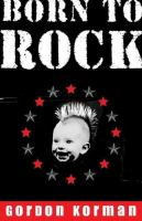 cover of Born to Rock