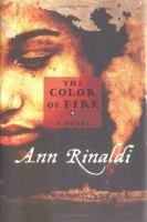 Cover of The Color of Fire (Grades 5-9)