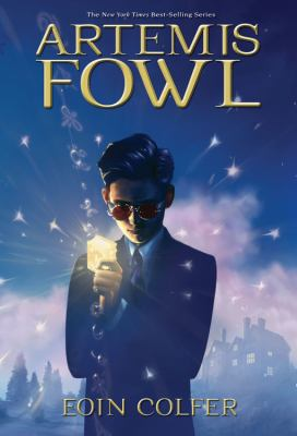 Cover image for Artemis Fowl