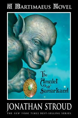 cover photo: The Amulet of Samarkand