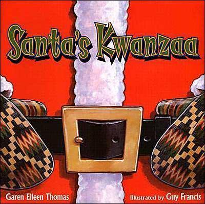 Details about Santa's Kwanzaa