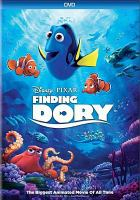 Finding Dory (DVD cover)