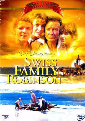 cover photo: Swiss Family Robinson