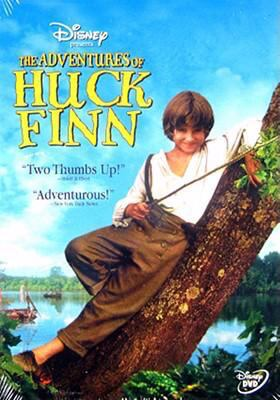 Cover image for The adventures of Huck Finn