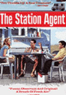 Cover image for The station agent