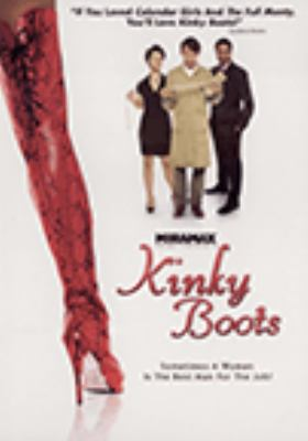 Cover image for Kinky boots