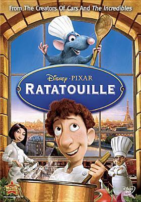 cover photo: Ratatouille