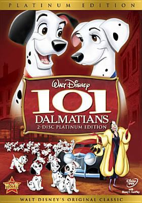 Cover image for 101 Dalmatians 