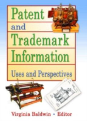 Patent and Trademark Information cover