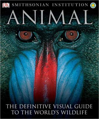 Smithsonian Institution Animal book cover image