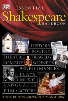 Cover image for Essential Shakespeare handbook