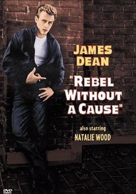 Cover image for Rebel without a cause