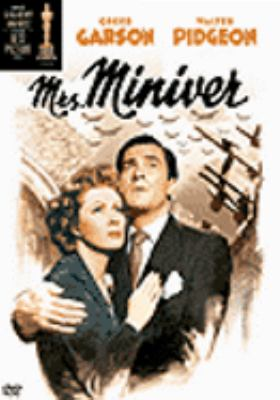 Cover image for Mrs. Miniver