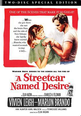 Cover image for A streetcar named Desire