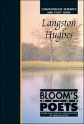 Cover art for Langston Hughes