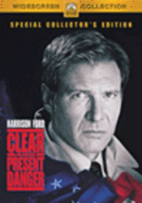 Cover image for Clear and present danger