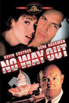 Cover image for No way out