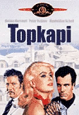 Cover image for Topkapi