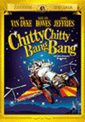 Cover image for Ian Fleming's Chitty Chitty Bang Bang