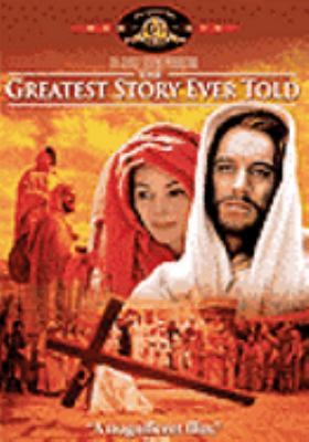 Cover image for The greatest story ever told
