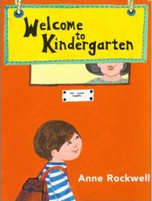 Cover image for Welcome to kindergarten