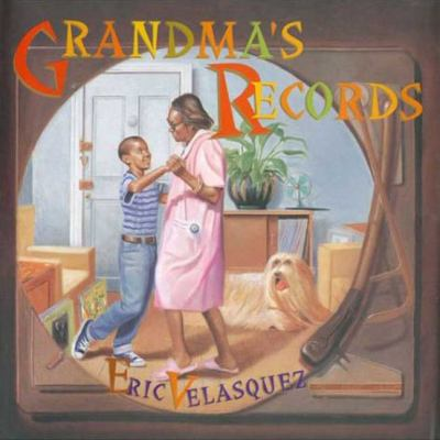 Cover image for Grandma's records