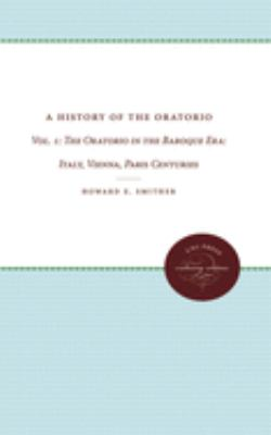 A History of the Oratorio