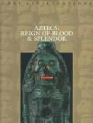 Aztecs book cover image