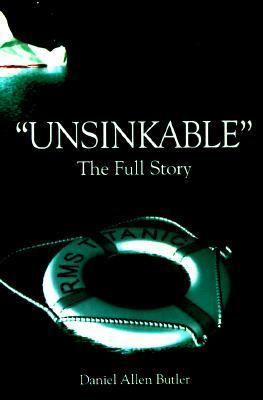 cover photo: Unsinkable: The Full Story of the RMS Titanic