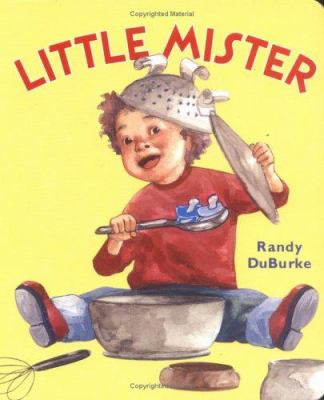 Cover image for Little Mister