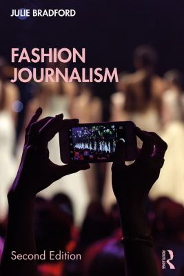 Cover Art - Fashion Journalism