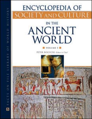 Book cover of Encyclopedia of Society and Culture in the Ancient World