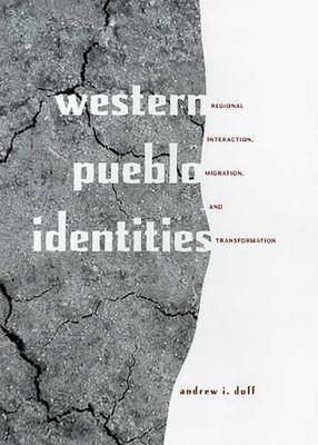 book cover of Western Pueblo Identities