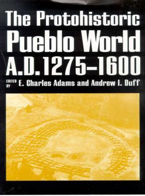 book cover of Protohistoric Pueblo World