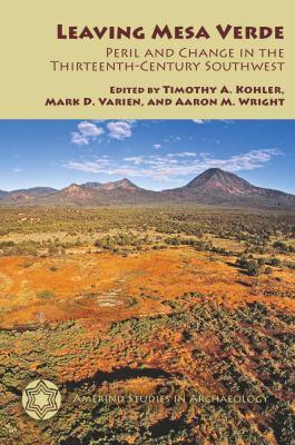 book cover of Leaving Mesa Verde