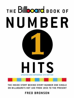The Billboard Book of Number One Hits cover