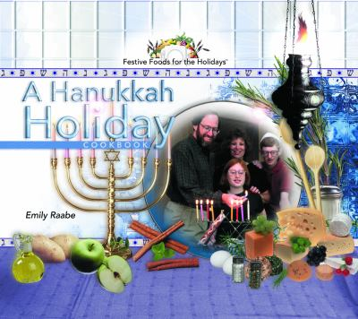 Details about A Hanukkah Holiday Cookbook