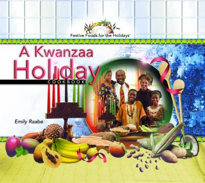 Details about A Kwanzaa Holiday Cookbook