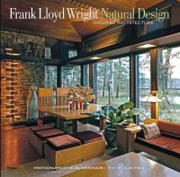 Frank Lloyd Wright natural design