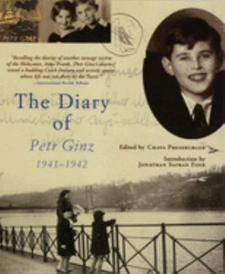 The Diary of Petr Ginz by Elena Lappin