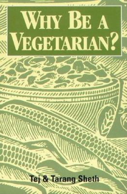 Cover image for Why be a vegetarian? 