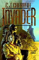 the cover of Invader