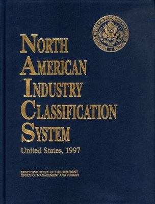 Cover of North American Industry Classification System