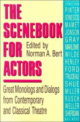 Cover art for The Scenebook for Actors
