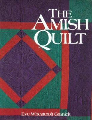 Details about The Amish quilt