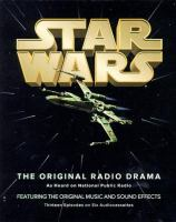 the cover of Star Wars: The Radio Drama