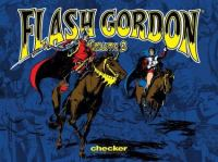 the cover of Alex Raymond&#8217;s Flash Gordon