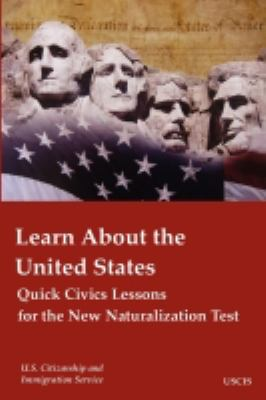 Book: Learn about the United States.